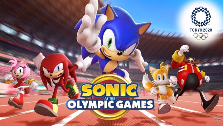 Astuces Sonic at the Olympic Games Tokyo 2021 Triche