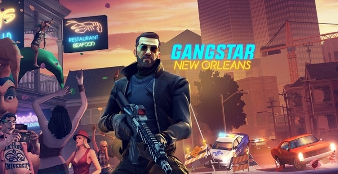 Gangstar New Orleans astuce triche android ios
