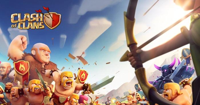 Clash of Clans Triche et Astuces [2021 Mod] Android iOS