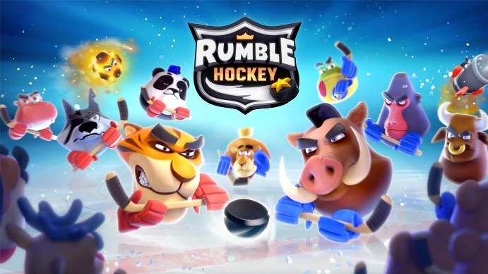 Rumble Hockey Triche ASTUCE