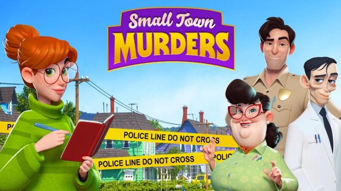 Small Town Murders MOD APK / IOS (pièces illimitées)