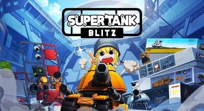 Super-Tank-Blitz-Triche-Astuces Gemmes