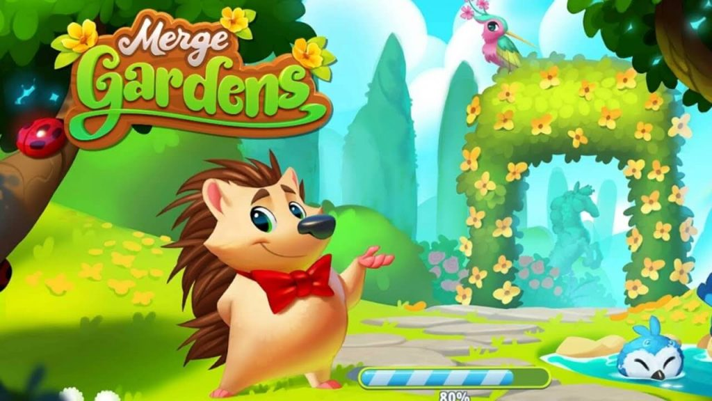 Merge Gardens Triche et Astuces 2021