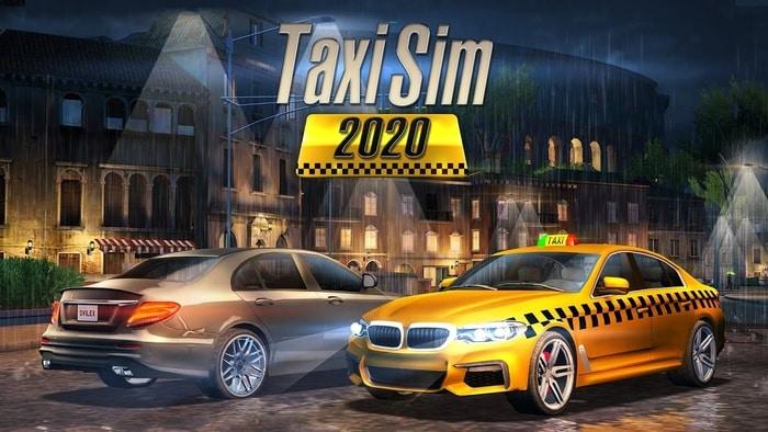 Taxi Sim 2020 Triche et Astuces   Android iOS Argent
