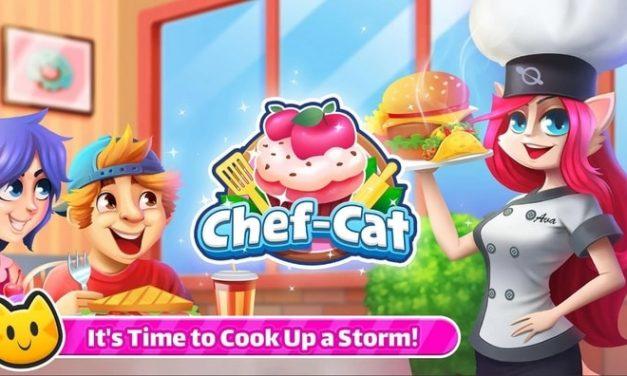 Chef Cat Ava Triche et Astuces Android / IOS 2021