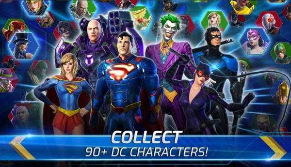 DC Legends Fight Superheroes Triche et Astuces (Or illimité)