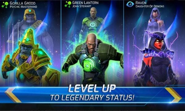 DC Legends Fight Superheroes Triche et Astuces