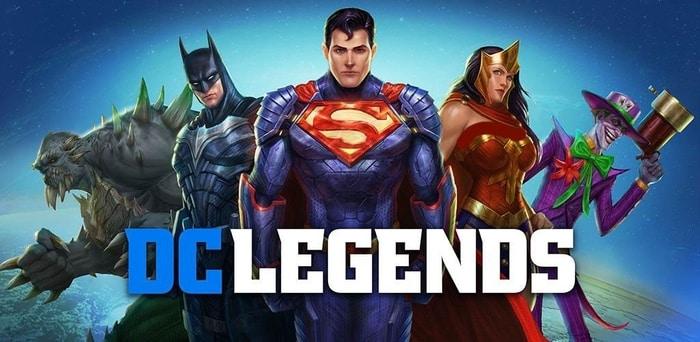 DC Legends Triche et Astuces Fight Superheroes 2021