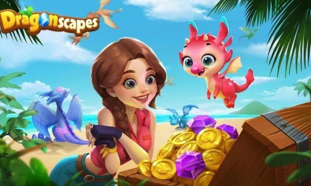 Dragonscapes Adventure Triche et Astuces 2021