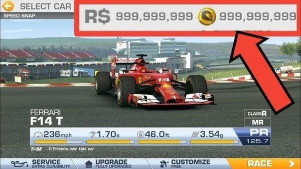 Real Racing 3 Triche et Astuces Android / IOS (Argent / Or illimité)