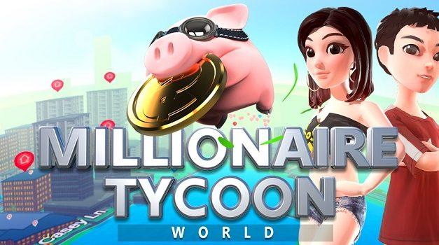 Millionaire Tycoon World Triche Astuces 2021