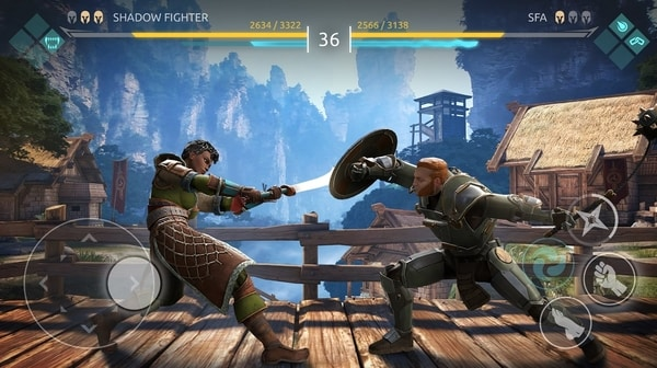 Shadow Fight Arena Triche et Astuces 2021 Android / iOS