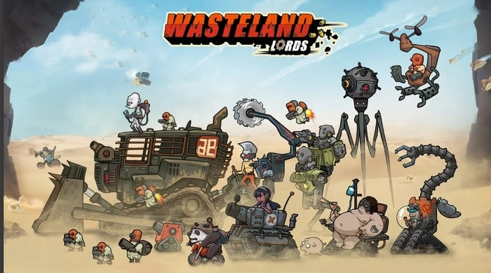 Wasteland Lords Triche et Astuces 2021   Android et iOS