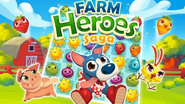 Farm Heroes Saga Triche et Astuces 2021