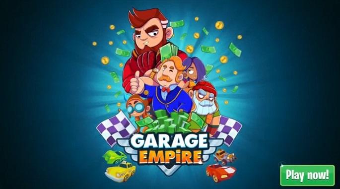 Garage Empire Triche et Astuces 2021   Android et iOS