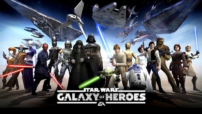 Star Wars: Galaxy of Heroes Triche et Astuces 2021