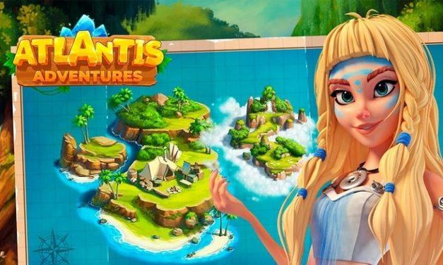 Atlantis Odyssey Triche et Astuces 2021 (pièces / gemmes illimitées)