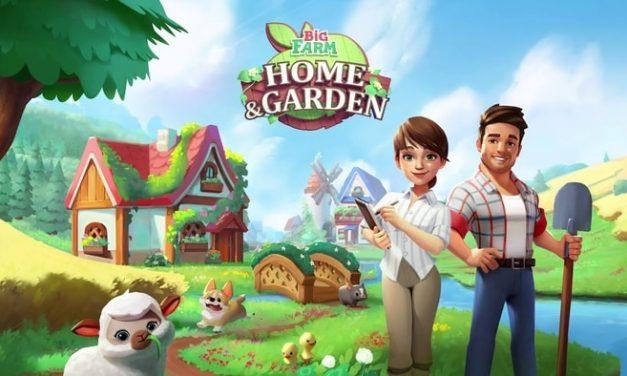 Big Farm: Home & Garden Triche et Astuces 2021 (Pièces / Diamants illimités)