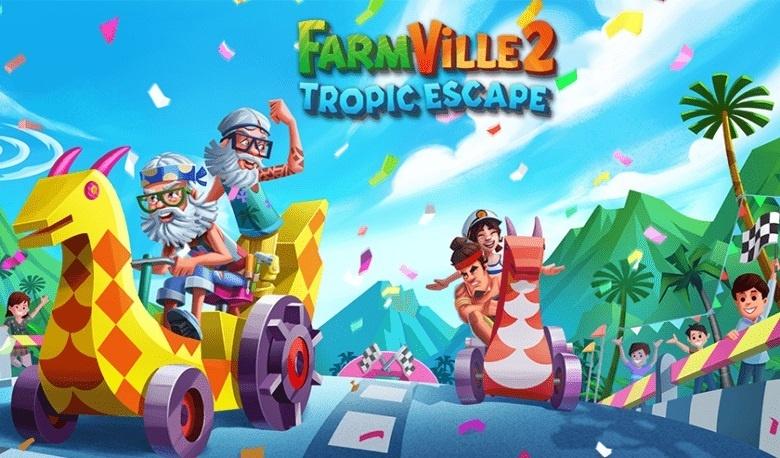 Farmville 2 Tropic Escape Triche et Astuces 2021