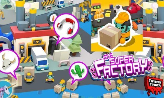 Idle Super Factory Triche et Astuces 2021