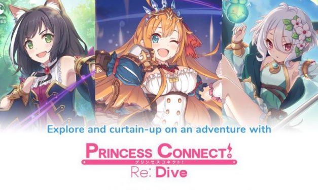 Princess Connect! Re: Dive Triche et Astuces 2021