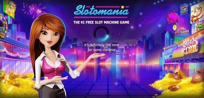 Slotomania Triche et Astuces 2021 Pièces / diamants illimités
