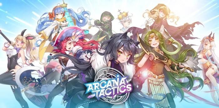 Arcana Tactics Triche et Astuces 2021   Android / iOS