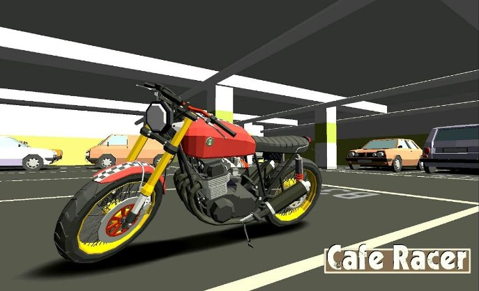 Cafe Racer Triche et Astuces 2021   Android / iOS