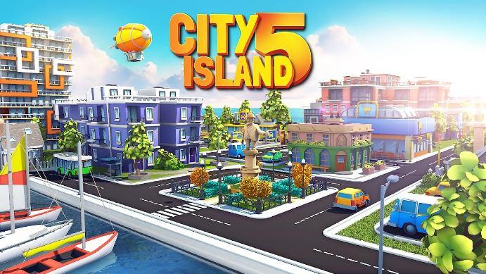 City Island 5 Triche et Astuces 2021 (argent illimité)