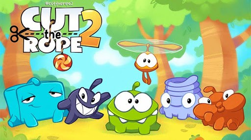 Cut the Rope 2 Triche et Astuces 2021 | (Android / iOS)