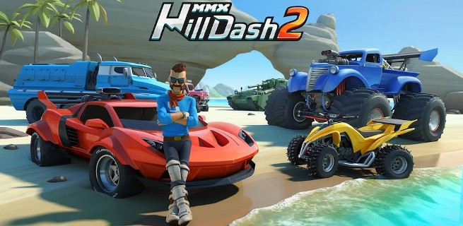 MMX Hill Dash 2 Triche et Astuces 2021   Android/iOS