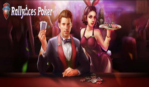 RallyAces Poker Triche et Astuces 2021 Android/iOS