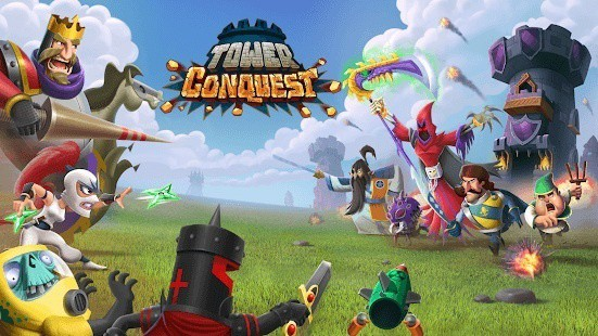 Tower Conquest Triche et Astuces 2021   Android / iOS