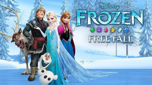 Disney Frozen Free Fall Triche et Astuces 2021