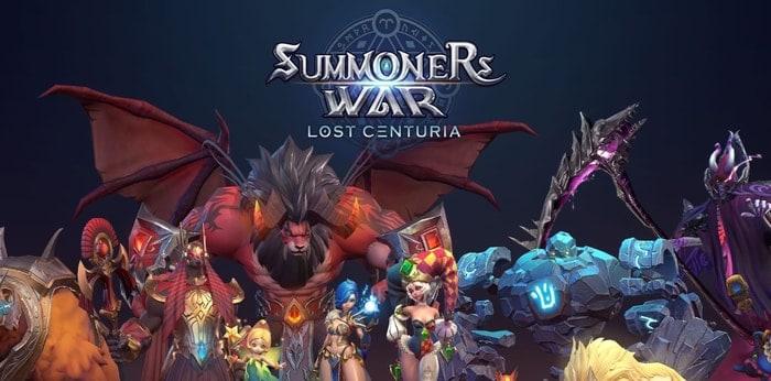 Summoners War Lost Centuria Triche et Astuces 2021   Android et iOS