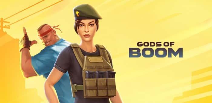 Gods of Boom Triche et Astuces 2021   Android et iOS