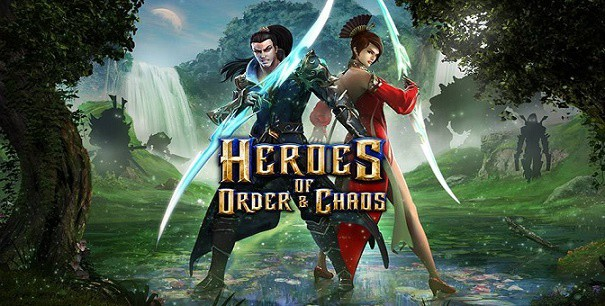 Heroes of Order & Chaos Triche et Astuces 2021   Android et iOS